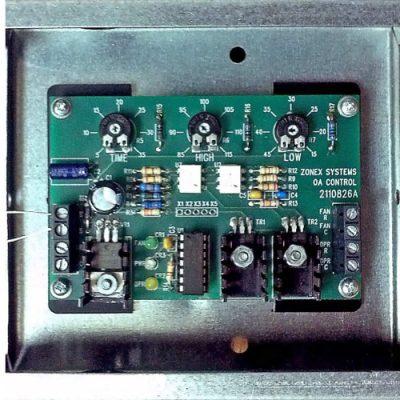 Intelligent Fresh Air Controller